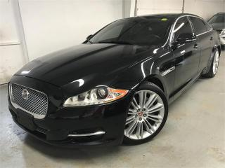 Used 2015 Jaguar XJ XJL PORTFOLIO for sale in Burlington, ON
