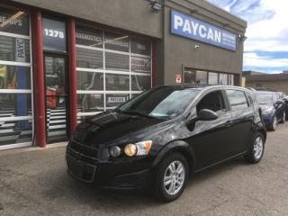Used 2012 Chevrolet Sonic LS for sale in Kitchener, ON