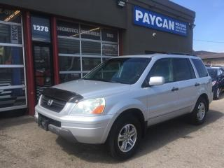 Used 2005 Honda Pilot EX-L for sale in Kitchener, ON
