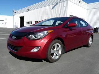 Used 2011 Hyundai Elantra GLS, TOIT OUVRANT AUTOMATIQUE BAS KM for sale in Vallee-jonction, QC