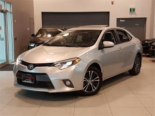 Used 2016 Toyota Corolla LE-AUTOMATIC-SUNROOF-CAMERA-ONLY 40KM for sale in York, ON