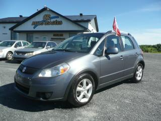 Used 2009 Suzuki SX4 Bicorps traction intégrale JLX manuelle for sale in East Angus, QC