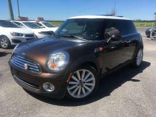 Used 2010 MINI Cooper édition A/c for sale in Carignan, QC