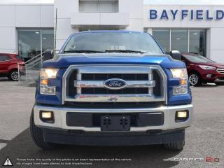 Used 2017 Ford F-150 XLT |4X4|BENCH|TOW PKG|BLUETOOTH|CRUISE|ECOBOOST| for sale in Barrie, ON