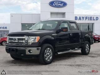 Used 2014 Ford F-150 XLT |BUCKET SEATS|XTR|BLUETOOTH|CRUISE|TOW PKG| for sale in Barrie, ON