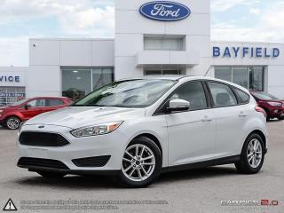 Used 2016 Ford Focus |HATCHBACK|CRUISE|BLUETOOTH|A/C| for sale in Barrie, ON