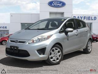 Used 2013 Ford Fiesta SE for sale in Barrie, ON