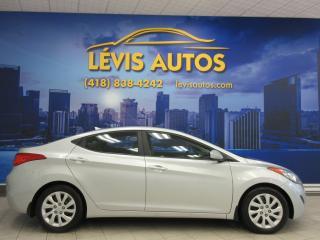 Used 2013 Hyundai Elantra GL A/C for sale in Levis, QC