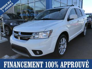 Used 2012 Dodge Journey Crew for sale in Longueuil, QC