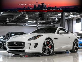Used 2015 Jaguar F-Type TYPE S|CARBON WHEELS|NAVI|BACK-UP|MERIDIAN SOUND for sale in North York, ON
