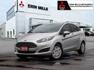Used 2015 Ford Fiesta (4) S for sale in Mississauga, ON