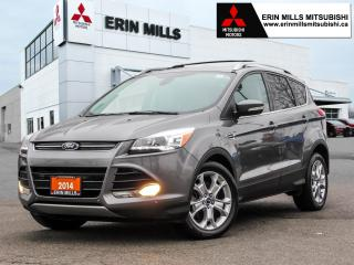 Used 2014 Ford Escape FWD Titanium, Leather, Navigation, Panoramic Roof for sale in Mississauga, ON