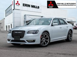 Used 2017 Chrysler 300 V-8, RWD, S, Leather, Navigation, Panoramic Roof for sale in Mississauga, ON