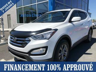 Used 2014 Hyundai Santa Fe Sport SPORT for sale in Longueuil, QC