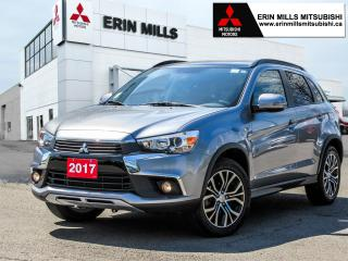 Used 2017 Mitsubishi RVR GT AWC, Panoramic Roof, Heated Front Seats, Backup Camera for sale in Mississauga, ON