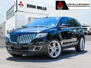 Used 2015 Lincoln MKX Reserve, Leather, Navigation, Panoramic Roof for sale in Mississauga, ON