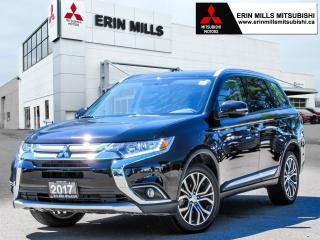 Used 2017 Mitsubishi Outlander SE AWC for sale in Mississauga, ON