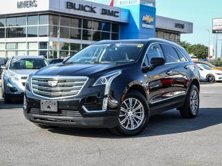 Used 2018 Cadillac XT5 LUXURY, AWD, SUNROOF, BLACK ON BLACK *LIKE NEW* for sale in Ottawa, ON
