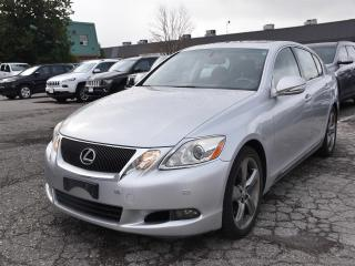 Used 2010 Lexus GS 460 VERY RARE !!! NAVIGATION, LEATHER,SUNROOF for sale in Concord, ON