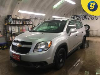 Used 2012 Chevrolet Orlando LS*MANUAL TRANSMISSION*KEYLESS ENTRY*POWER WINDOWS/LOCKS*CLIMATE CONTROL*AM/FM/XM/CD/AUX*ROOF RACK* for sale in Cambridge, ON