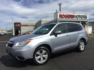 Used 2015 Subaru Forester 2.5i - 6SPD - PANO ROOF - REVERSE CAM for sale in Oakville, ON