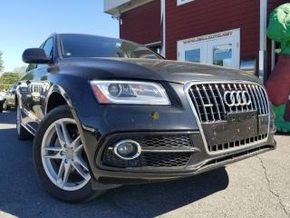 Used 2014 Audi Q5 S- LINE Technik quattro 4 portes de 3 L for sale in Drummondville, QC