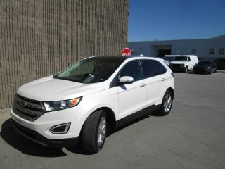 Used 2015 Ford Edge 4 portes Titanium, Traction intégrale for sale in Gatineau, QC