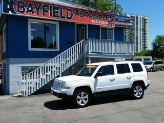 Used 2013 Jeep Patriot Sport 4x4 **Bluetooth/Alloys** for sale in Barrie, ON