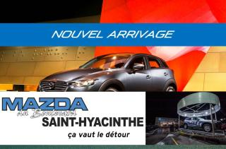 Used 2015 Mazda MAZDA3 GS  DÉMARREUR + NAVIGATION INCLUS for sale in Saint-hyacinthe, QC
