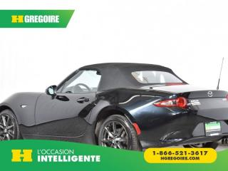 Used 2016 Mazda Miata MX-5 GS for sale in St-Léonard, QC