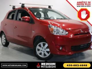 Used 2015 Mitsubishi Mirage Se A/c for sale in Laval, QC