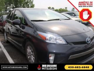 Used 2013 Toyota Prius PLUG-IN HYBRIDE GPS for sale in Laval, QC
