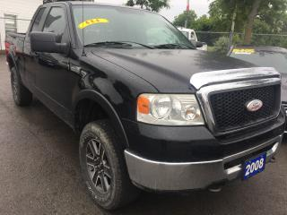 Used 2008 Ford F-150 XLT for sale in St Catharines, ON