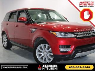 Used 2014 Land Rover Range Rover HSE SPORT, CUIR for sale in Laval, QC