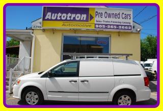 Used 2012 Dodge Caravan 1/2 Ton RAM CARGO, Loaded for sale in Woodbridge, ON