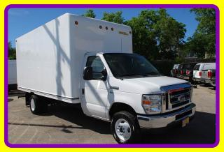 Used 2016 Ford E-450 16' Cube, RAMP, A/C for sale in Woodbridge, ON
