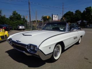 Used 1963 Ford Thunderbird Convertible for sale in Etobicoke, ON