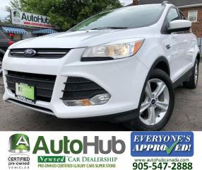 Used 2014 Ford Escape SE-AWD-NAVIGATION-BACKUP CAMERA-HEATED SEATS for sale in Hamilton, ON