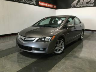 Used 2010 Acura CSX CSX-TECHNOLOGIE PACKAGE-CUIR-TOIT-MAG for sale in Carignan, QC