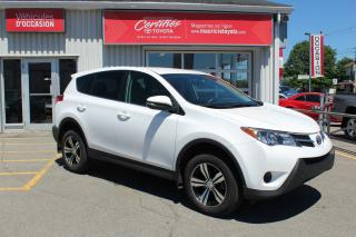 Used 2015 Toyota RAV4 Traction intégrale 4 portes LE for sale in Shawinigan, QC