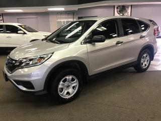 Used 2016 Honda CR-V LX/Bluetooth/Backup Cam/Power Package for sale in North York, ON