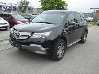Used 2008 Acura MDX Tech pkg for sale in North York, ON