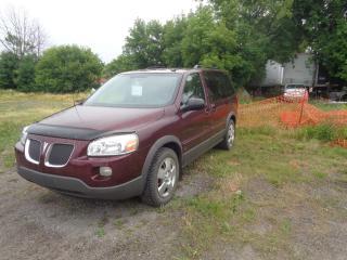 Used 2008 Pontiac Montana w/1SA for sale in Oshawa, ON