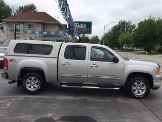 Used 2008 GMC Sierra 1500 SLT Z-71 Crew 4x4 for sale in Dunnville, ON