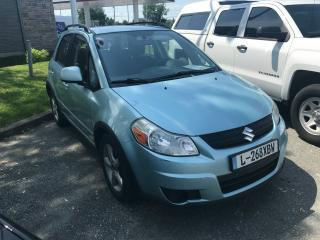 Used 2009 Suzuki SX4 Bicorps traction intégrale JX AUTOMATIQU for sale in Sherbrooke, QC