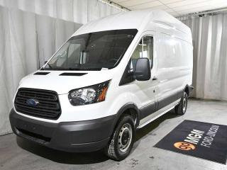 Used 2017 Ford Transit Cargo Van T250 for sale in Red Deer, AB