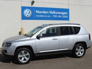 Used 2014 Jeep Compass NORTH 4WD - NO ACCIDENTS for sale in Edmonton, AB