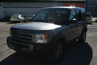 Used 2008 Land Rover LR3 SE for sale in Ottawa, ON