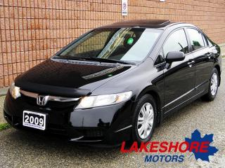 Used 2009 Honda Civic LX Sport | CERTIFIED | AUTO for sale in Waterloo, ON