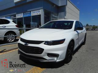 Used 2018 Chevrolet Malibu Lt Red Line for sale in Blainville, QC